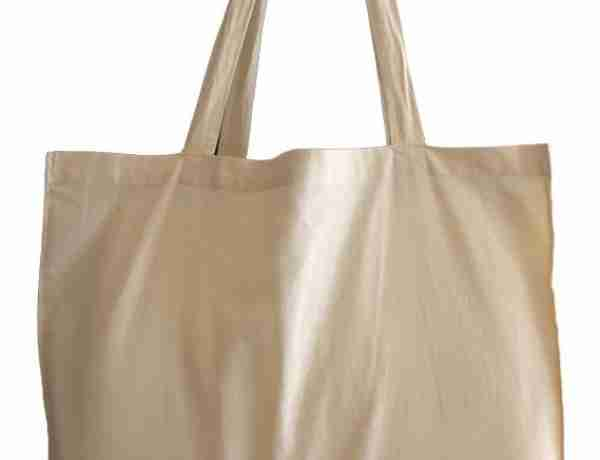 Cloth bags with gusset